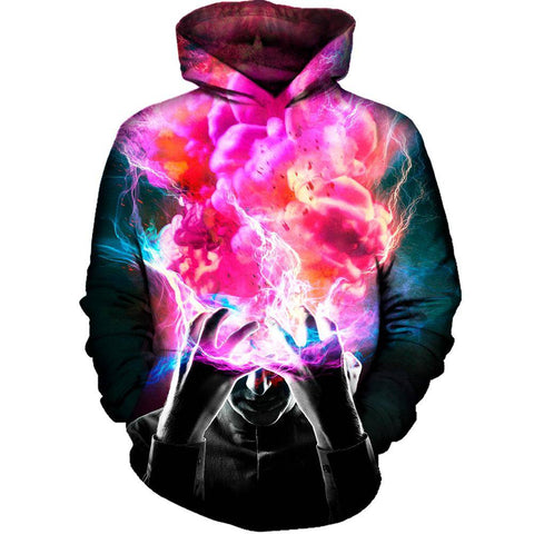 Image of Legion Art Womens Hoodie