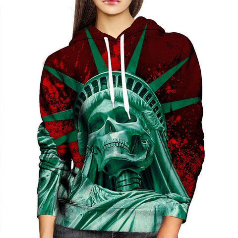 Image of Statue Of Liberty Hoodie