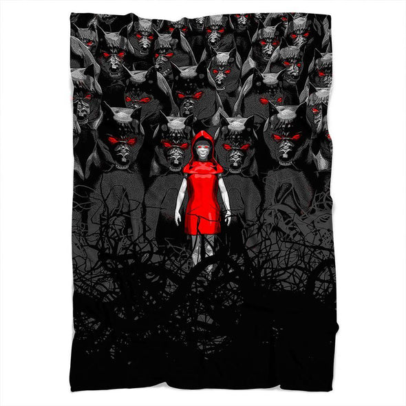 Red Riding Hood Blanket