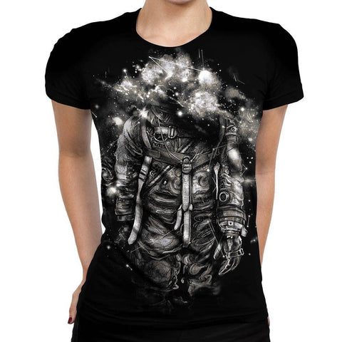 Cosmic Womens T-Shirt