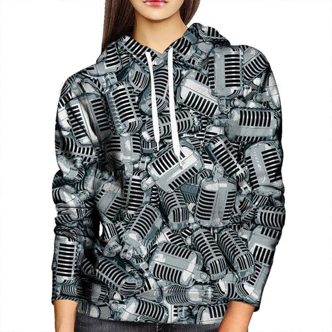 Image of Lounge Act Womens Hoodie