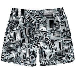 Microphone Shorts