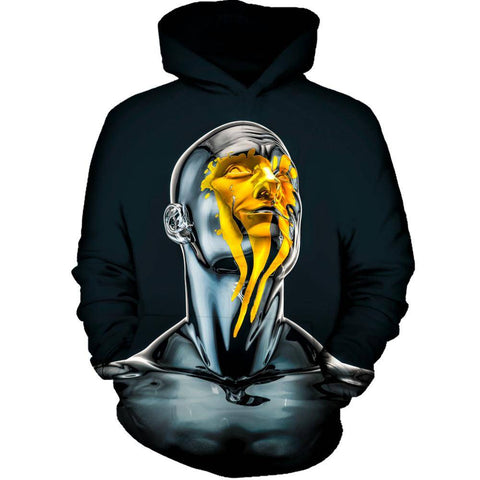 Love Is The Only Gold Hoodie