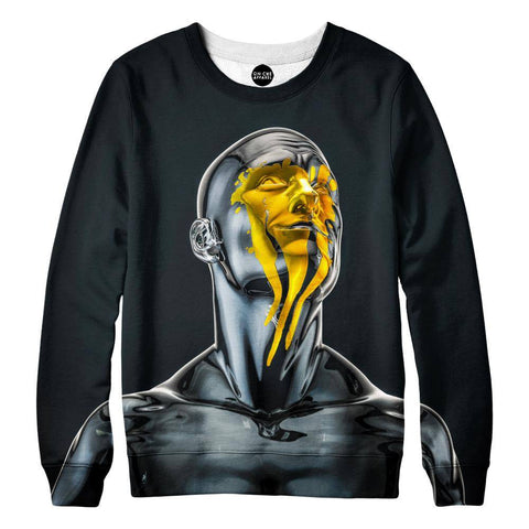 Image of Love Is The Only Gold Sweatshirt