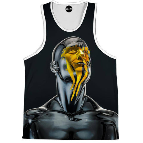 Image of Love Is The Only Gold Tank Top