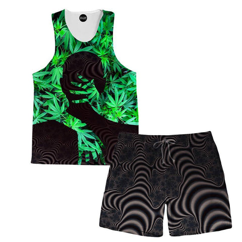 Image of Marijuana Shorts