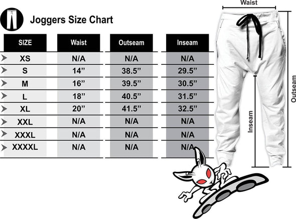 Space Shuttle Joggers