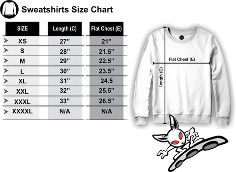 Image of Abstract Spin Womens Sweatshirt