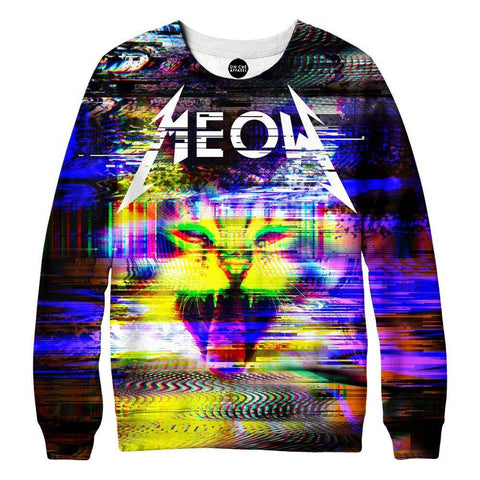 Image of Meow Sweatshirt