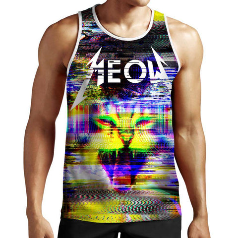 Image of Meow Tank Top