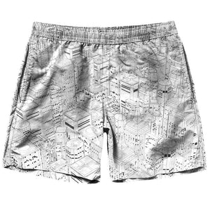 On Cue Apparel Party Jungle Shorts