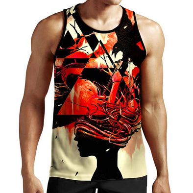 Surreal Tank Top