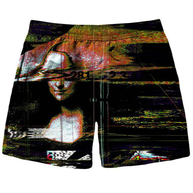 Mona Lisa Shorts
