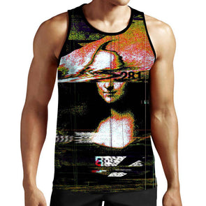 Mona Lisa Tank Top