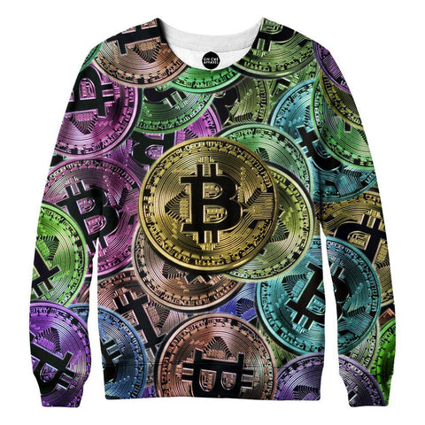 Image of Bitcoin Sweatshirt