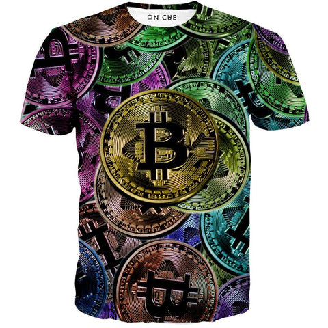 Image of Bitcoin T-Shirt
