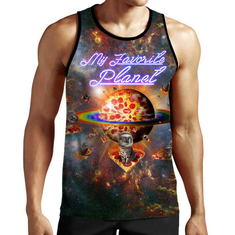 Image of Cat Tank Top