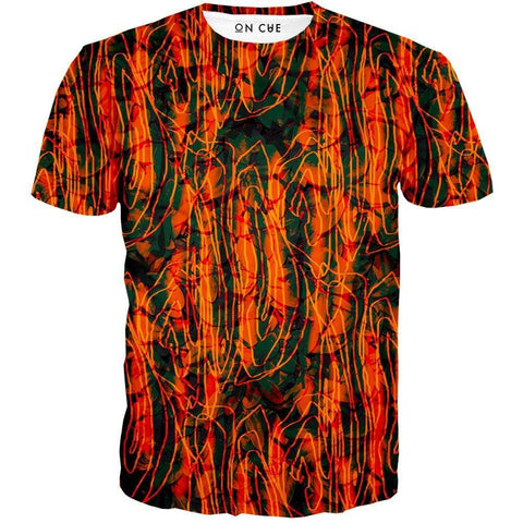 Image of neon t-shirt
