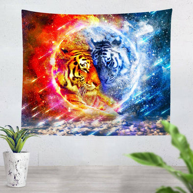 Tigers Tapestry