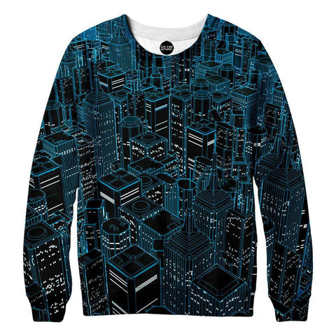 Night City Lights Sweatshirt