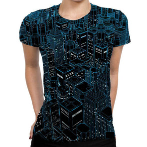 City Womens T-Shirt