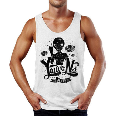 You Are Not Alone Tank Top