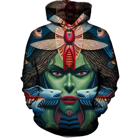 Image of Psychedelic Hoodie
