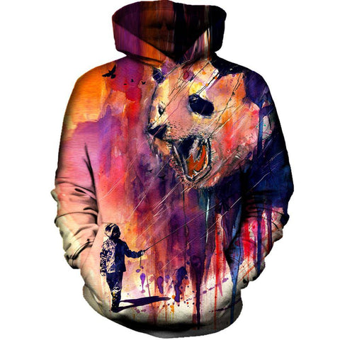 Out To Play Hoodie