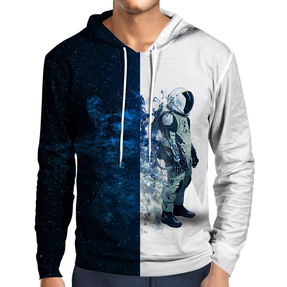 Astronauts Are Always In Space Hoodie
