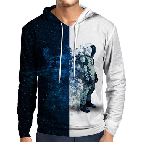 Image of Astronauts Are Always In Space Hoodie