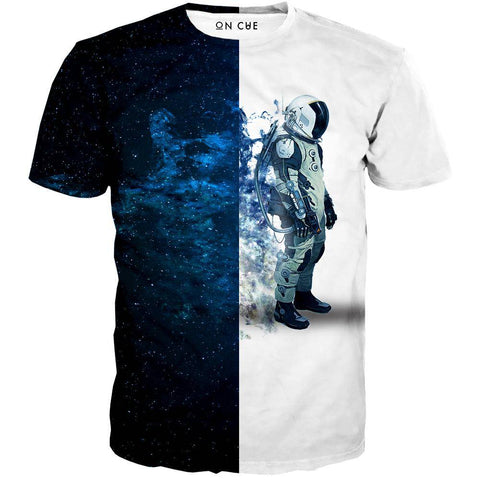 Image of Astronauts Are Always In Space T-Shirt