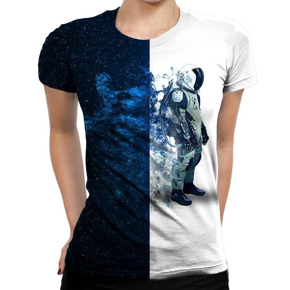 Astronauts Womens T-Shirt