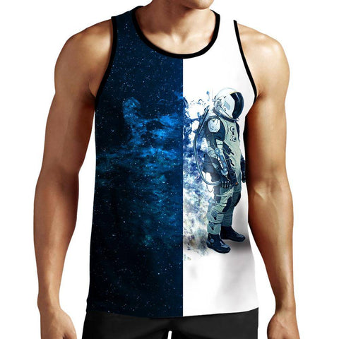 Image of Astronauts Tank Top