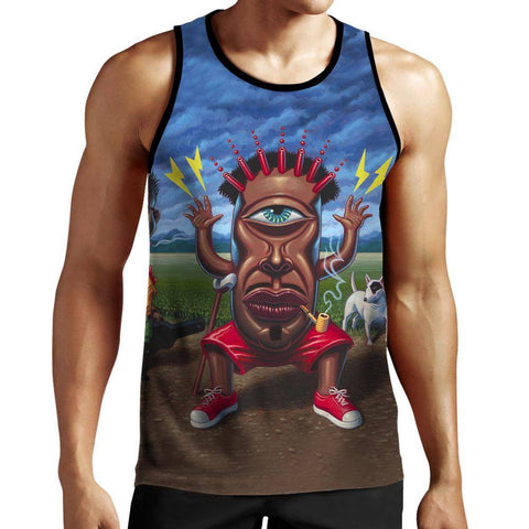 Image of Psychedelic Tank Top