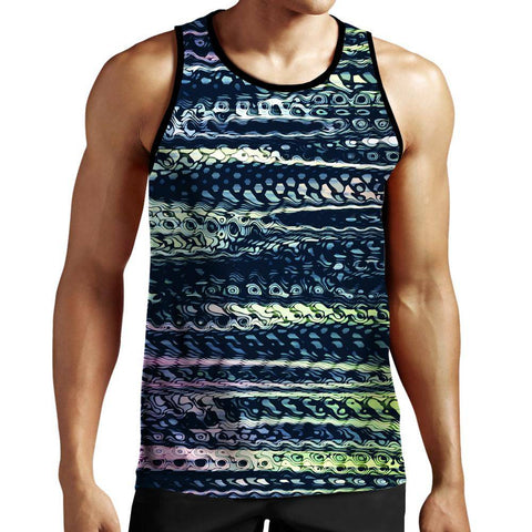 Abstract Tank Top