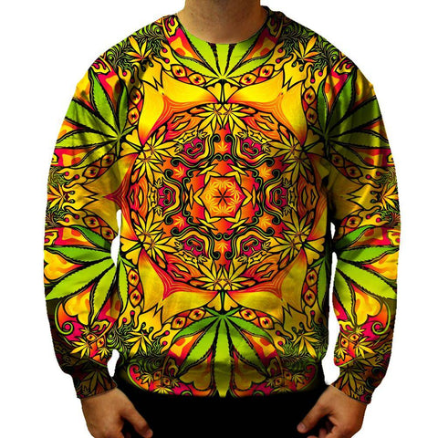 Image of Weed Sweatshirt