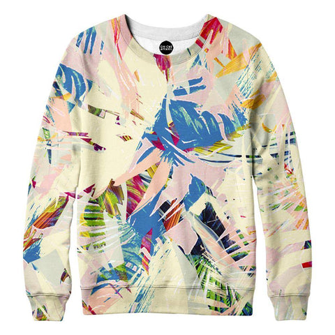 Palm Twist Sweatshirt