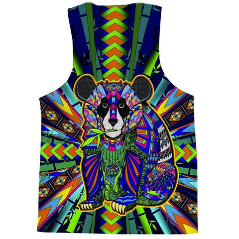 Image of Panda Tank Top