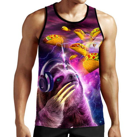 Image of Sloth Tank Top
