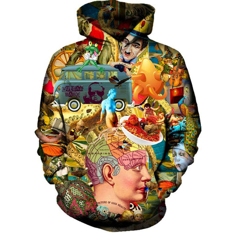 Picture Of Good Health Womens Hoodie