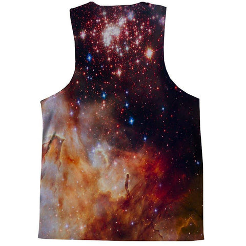 Image of Pizza Lion Cat Tank Top