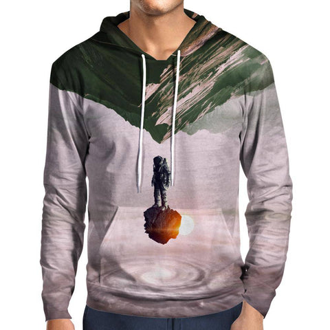 Image of Surreal Astronaut Hoodie