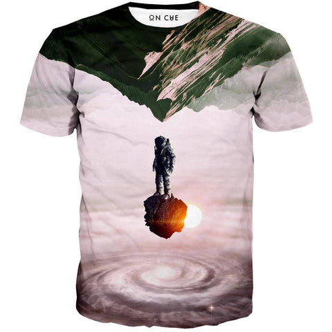 Surreal Astronaut T-Shirt