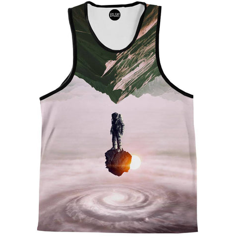 Surreal Astronaut Tank Top