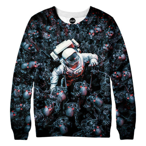 Image of Planet Of Terror Sweatshirt