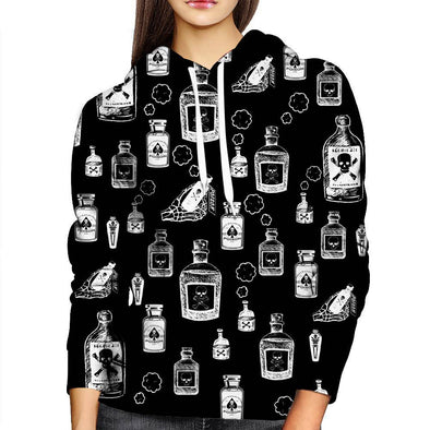 Poison Womens Hoodie