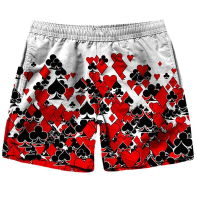 Cards Shorts