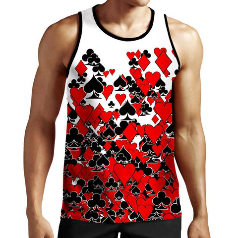 Image of Cards Tank Top
