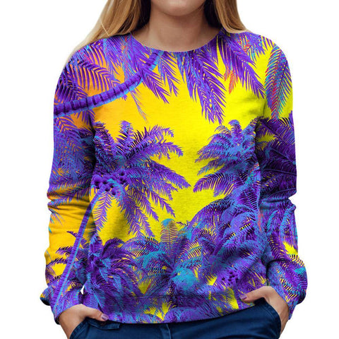 Polychrome Womens Sweatshirt