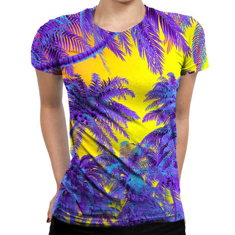 Polychrome Womens T-Shirt